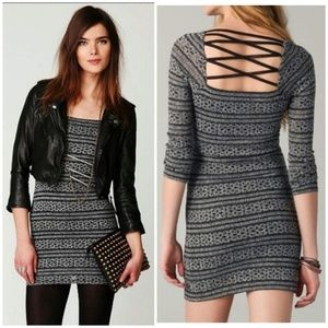 Free People Size L Good Girl Gone Bad Dress